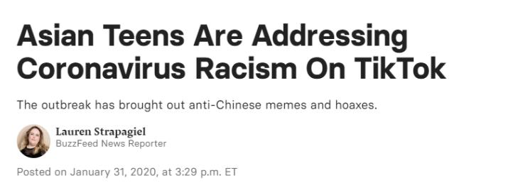 coronavirus racism headline3